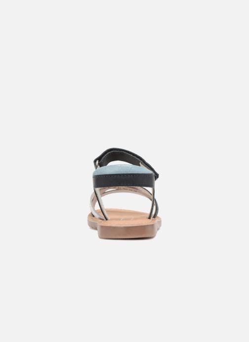 Sandales et nu-pieds Mod8 Shelguy Bleu vue droite