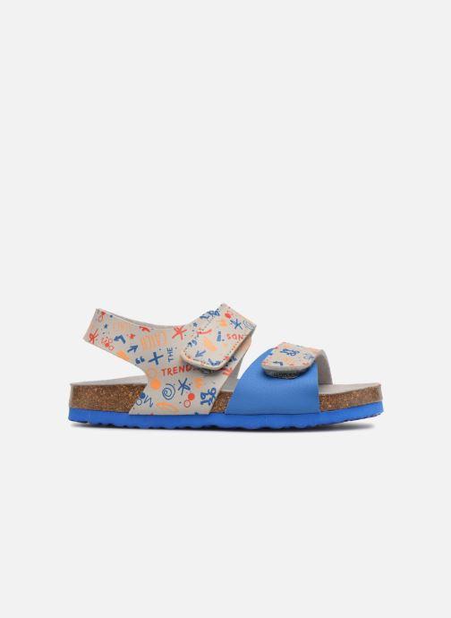 Sandales et nu-pieds Mod8 Darkou Gris vue derrière