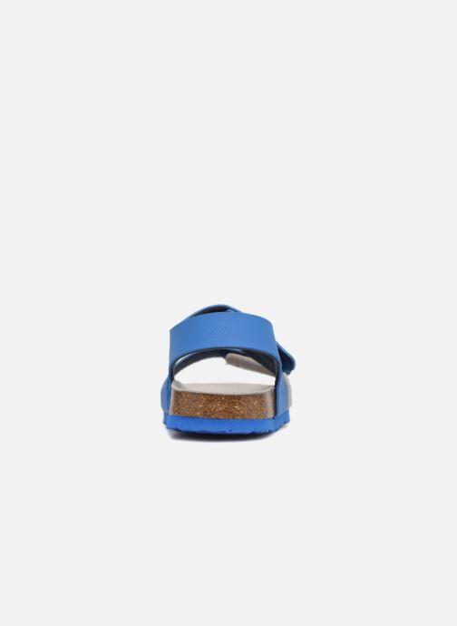 Sandales et nu-pieds Mod8 Darkou Bleu vue droite