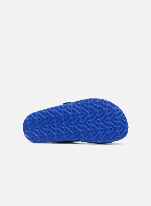 Sandales et nu-pieds Mod8 Darkou Bleu vue haut