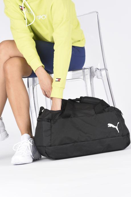 Sacs de sport Puma Pro Training II S Noir vue bas / vue portée sac