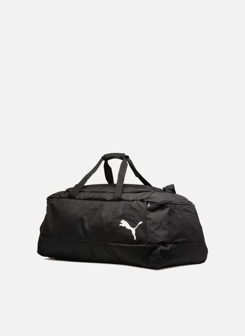 Sporttaschen Puma Pro Trainind II L schwarz schuhe getragen