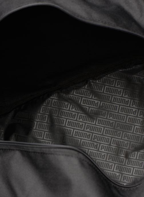 Sporttaschen Puma Phase Sport Bag schwarz ansicht von hinten