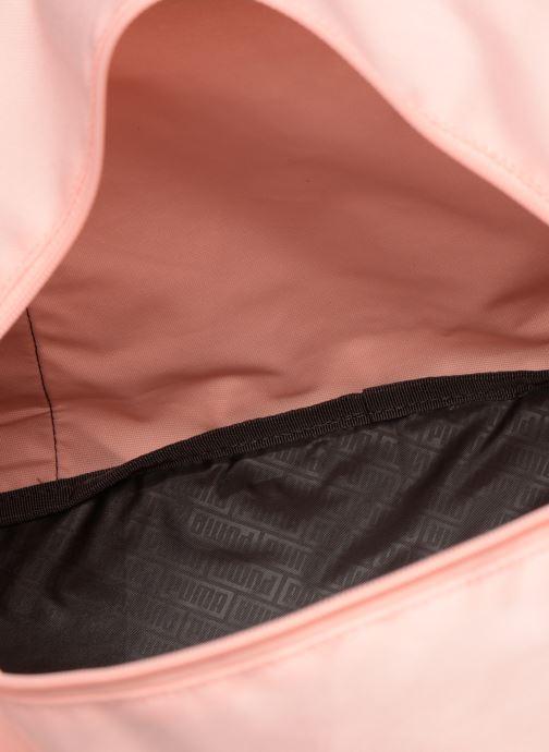 Bolsas de deporte Puma Phase Sport Bag Rosa vistra trasera