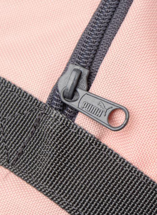 Bolsas de deporte Puma Phase Sport Bag Rosa vista lateral izquierda