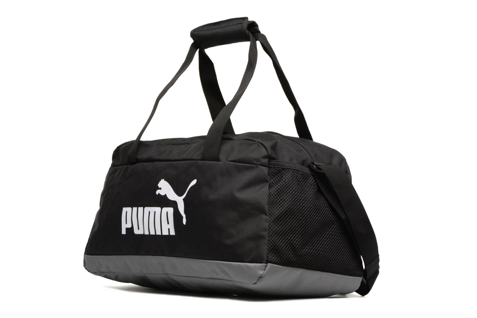 Sporttassen Puma Phase Sport Bag Zwart model
