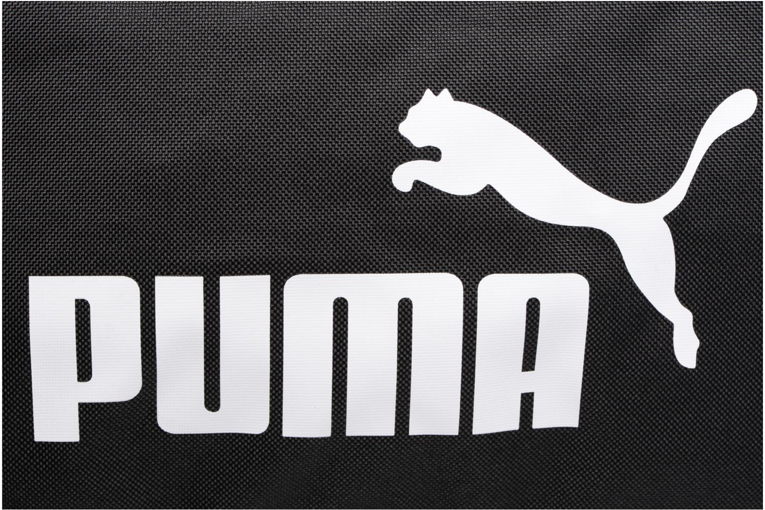 Sporttassen Puma Phase Sport Bag Zwart links