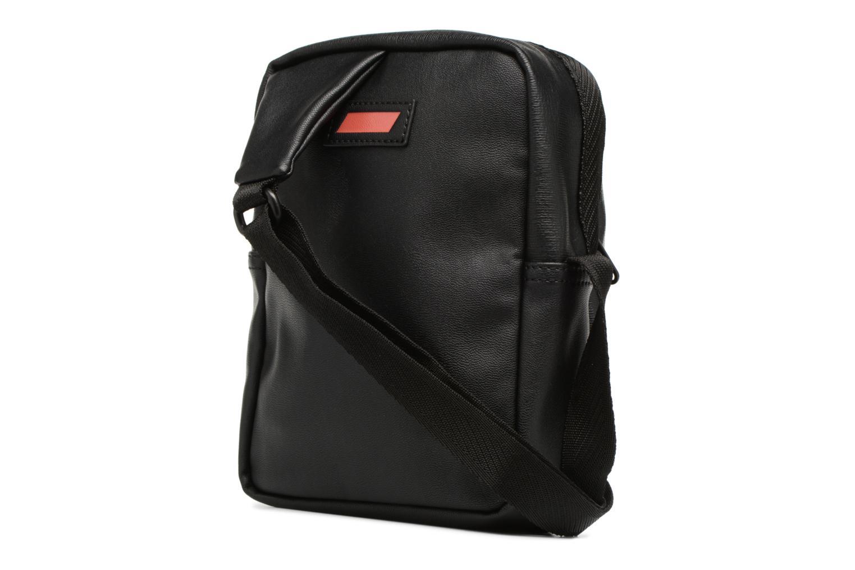 Herrentaschen Puma Motorsport Ferrari SFLS Portable schwarz ansicht von rechts