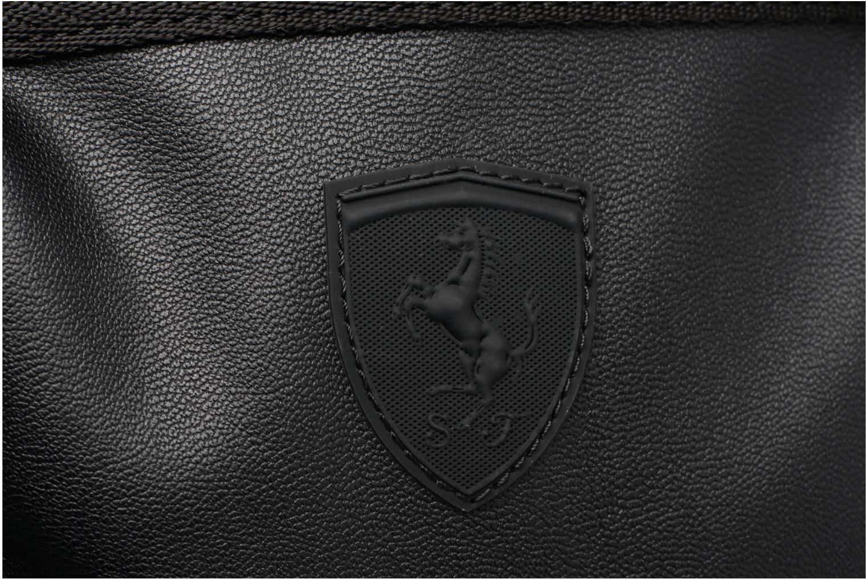 Herrentaschen Puma Motorsport Ferrari SFLS Portable schwarz ansicht von links