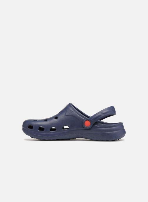 Sandales et nu-pieds PSG Atome Bleu vue face