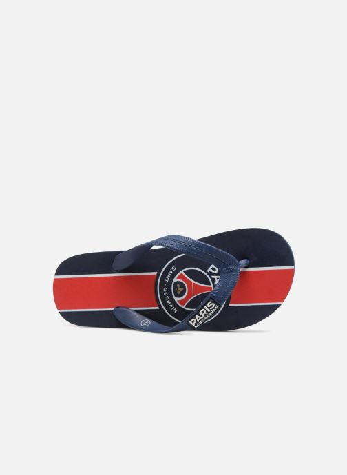 Slippers PSG Artus Blauw links