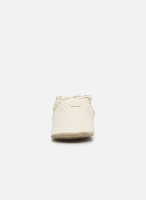 Chaussons Robeez My First Blanc vue droite