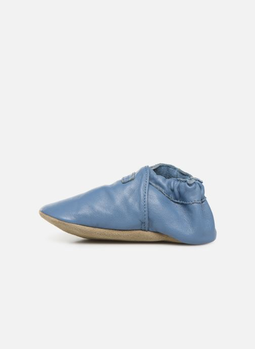 Pantofole Robeez My First Azzurro immagine frontale