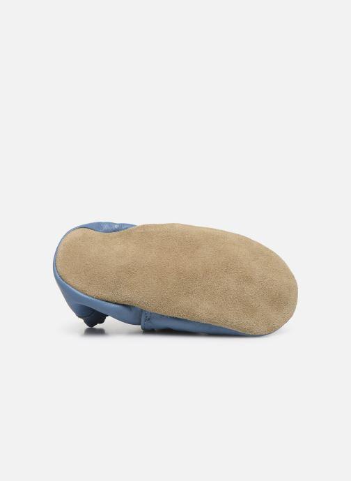 Pantofole Robeez My First Azzurro immagine dall'alto