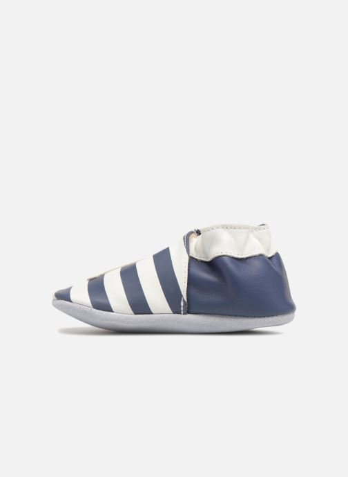 Chaussons Robeez On The Sea Bleu vue face