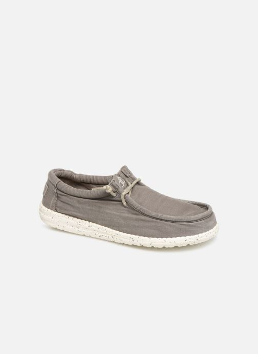 Sneaker DUDE Wally Washed grau detaillierte ansicht/modell