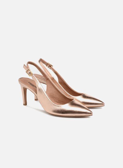 Zapatos de tacón Essentiel Antwerp Proxy Rosa vista 3/4