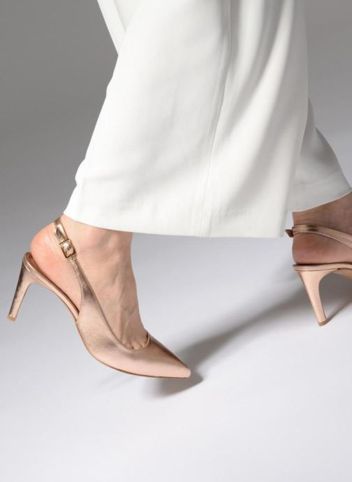 Zapatos de tacón Essentiel Antwerp Proxy Rosa vista de abajo
