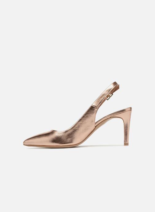 Zapatos de tacón Essentiel Antwerp Proxy Rosa vista de frente
