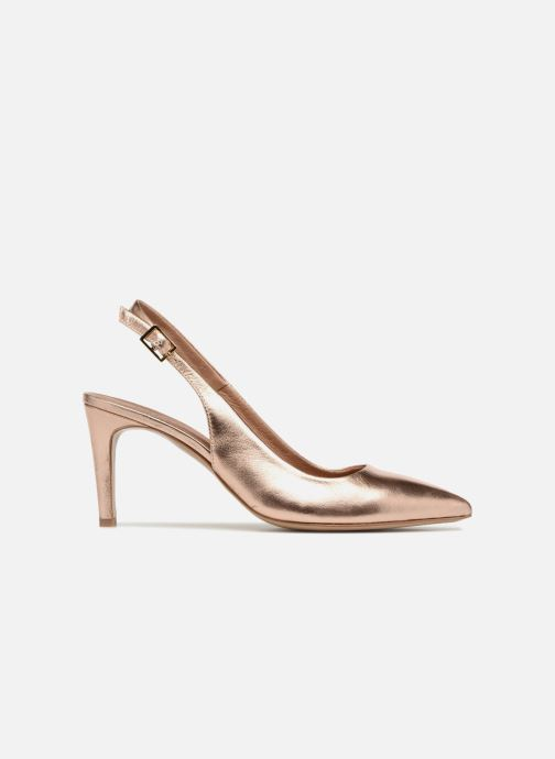 Zapatos de tacón Essentiel Antwerp Proxy Rosa vistra trasera