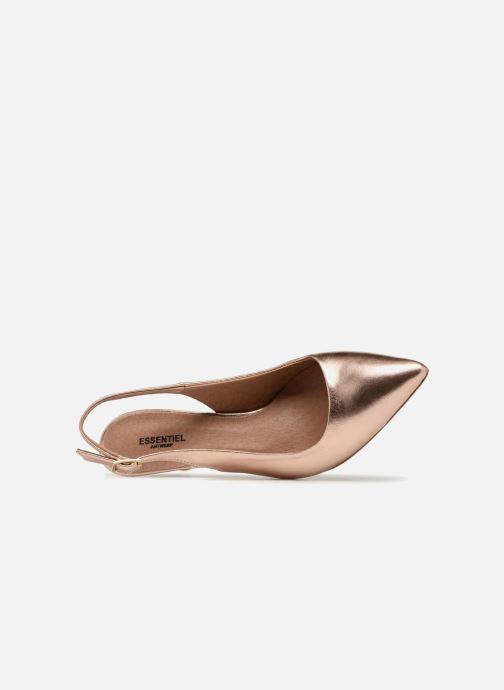 Zapatos de tacón Essentiel Antwerp Proxy Rosa vista lateral izquierda