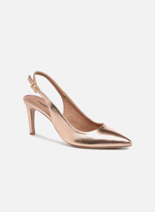 Zapatos de tacón Essentiel Antwerp Proxy Rosa vista de detalle / par