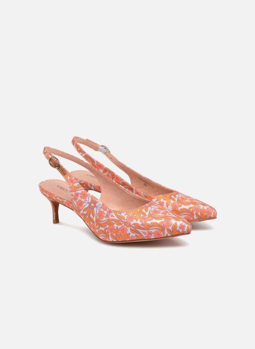Zapatos de tacón Essentiel Antwerp Pain d'épice Naranja vista 3/4