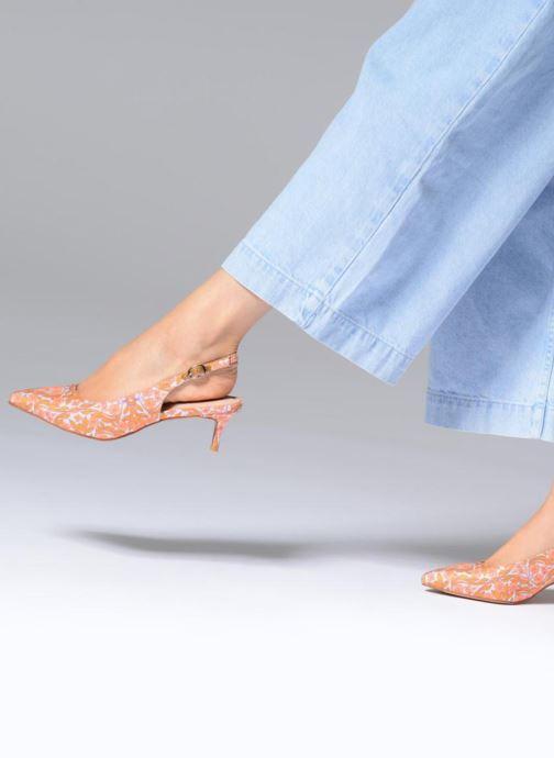 Zapatos de tacón Essentiel Antwerp Pain d'épice Naranja vista de abajo