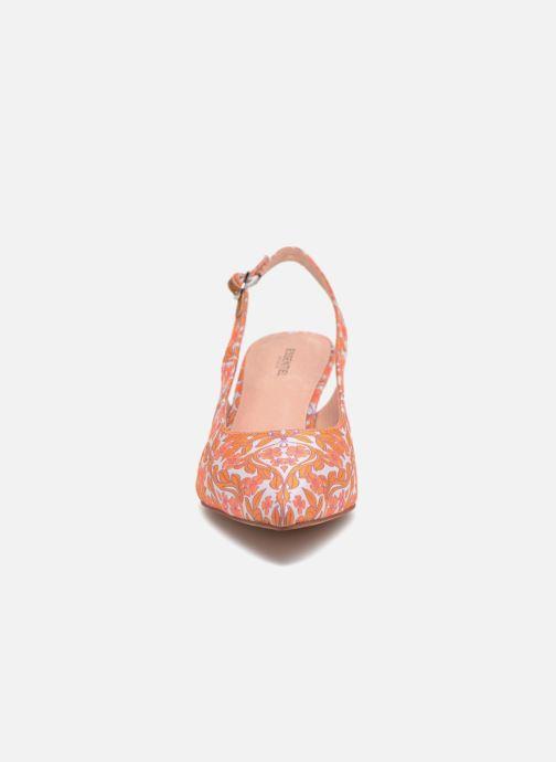 Escarpins Essentiel Antwerp Pain d'épice Orange vue portées chaussures