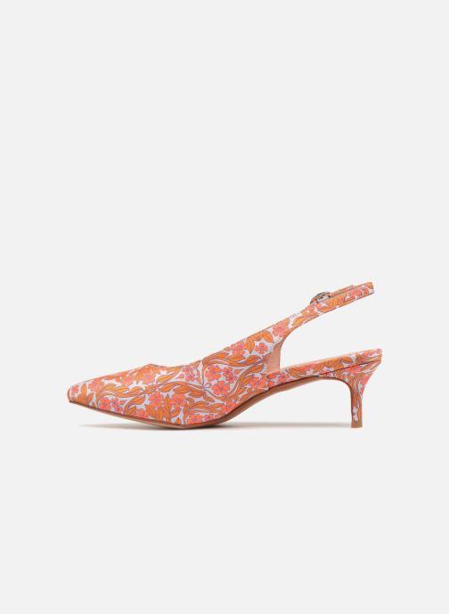 Zapatos de tacón Essentiel Antwerp Pain d'épice Naranja vista de frente