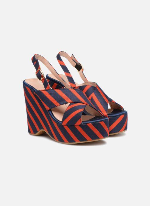 Sandali e scarpe aperte Essentiel Antwerp Pesteban Multicolore immagine 3/4