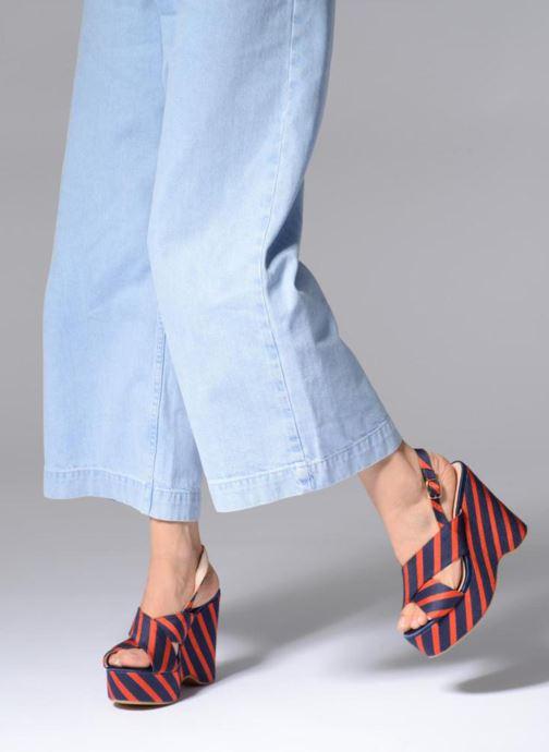 Sandali e scarpe aperte Essentiel Antwerp Pesteban Multicolore immagine dal basso