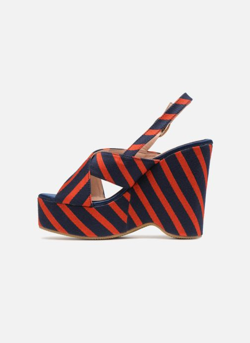 Sandali e scarpe aperte Essentiel Antwerp Pesteban Multicolore immagine frontale