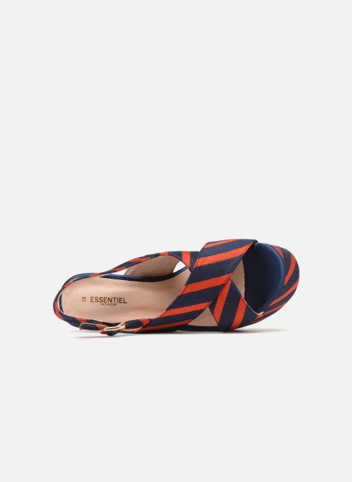 Sandali e scarpe aperte Essentiel Antwerp Pesteban Multicolore immagine sinistra