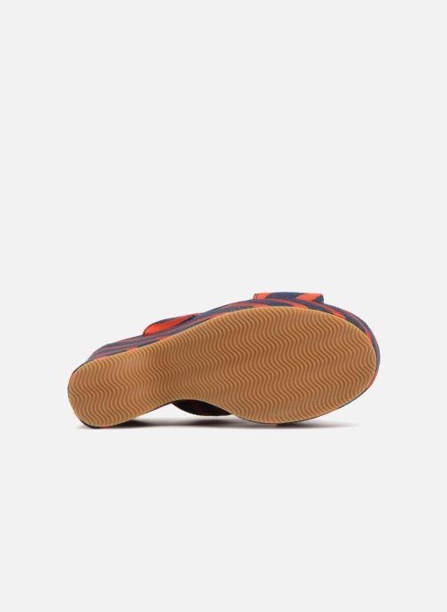 Sandali e scarpe aperte Essentiel Antwerp Pesteban Multicolore immagine dall'alto