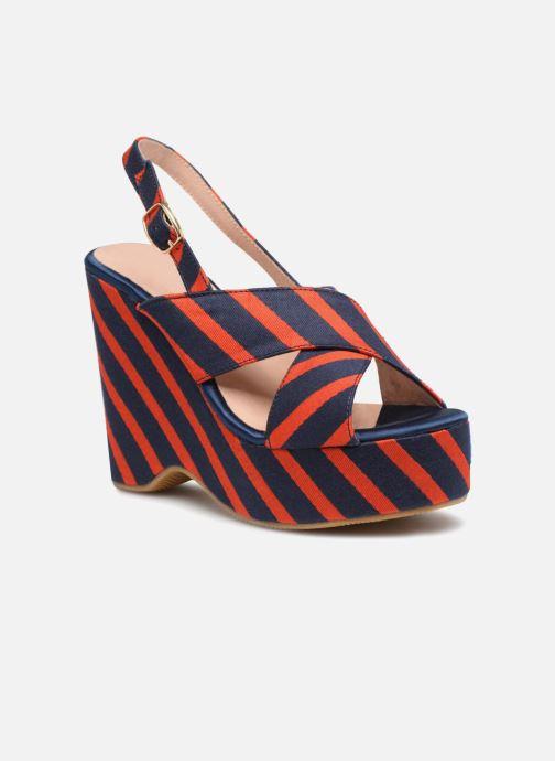Sandali e scarpe aperte Essentiel Antwerp Pesteban Multicolore vedi dettaglio/paio