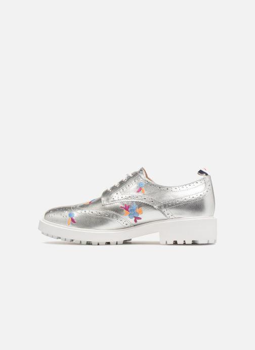 Chaussures à lacets Essentiel Antwerp Panache Argent vue face
