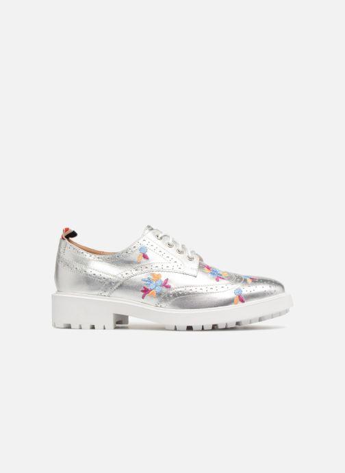 Chaussures à lacets Essentiel Antwerp Panache Argent vue derrière