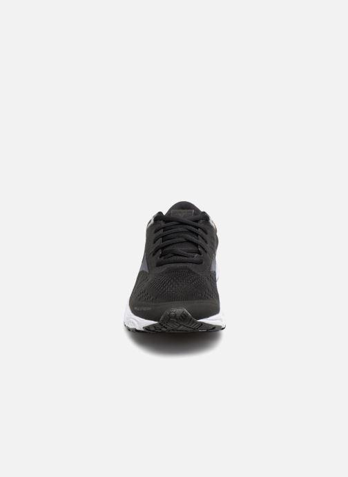Chaussures de sport Mizuno Wave Stream Noir vue portées chaussures