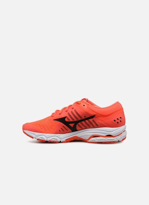 Sport shoes Mizuno Wave Stream (W) Orange front view