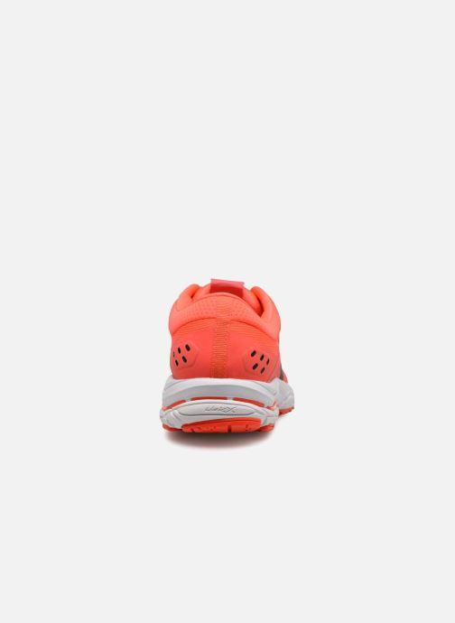 Chaussures de sport Mizuno Wave Stream (W) Orange vue droite