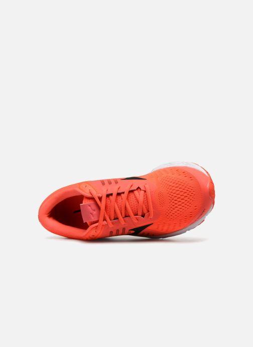 Chaussures de sport Mizuno Wave Stream (W) Orange vue gauche