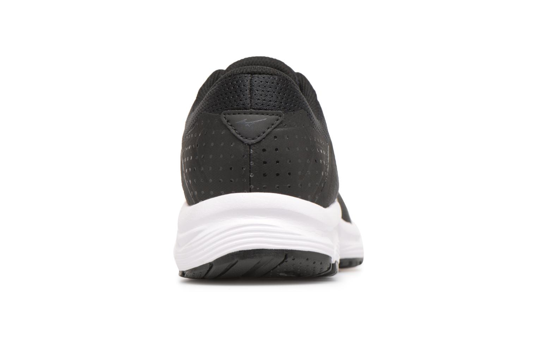 Chaussures de sport Mizuno MIZUNO EZRUN LX Noir vue droite