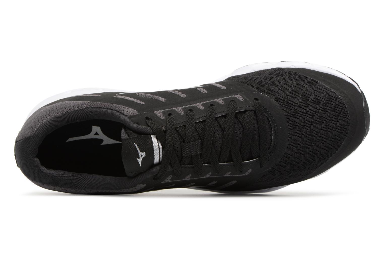 Chaussures de sport Mizuno MIZUNO EZRUN Noir vue gauche