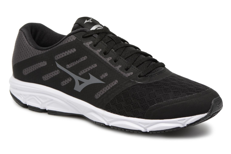 Chaussures de sport Mizuno MIZUNO EZRUN Noir vue détail/paire