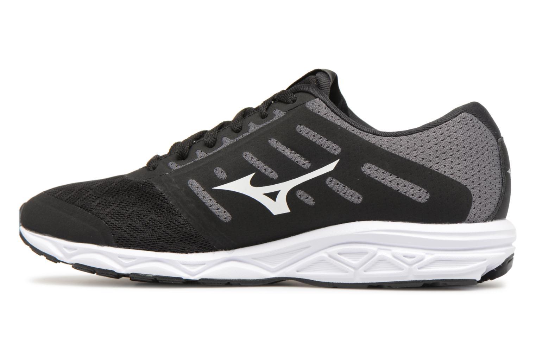 Chaussures de sport Mizuno MIZUNO EZRUN (W) Noir vue face
