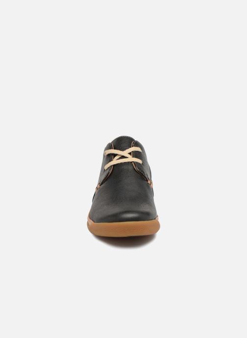 Sneakers Clarks Unstructured Un Haven Lace Zwart model