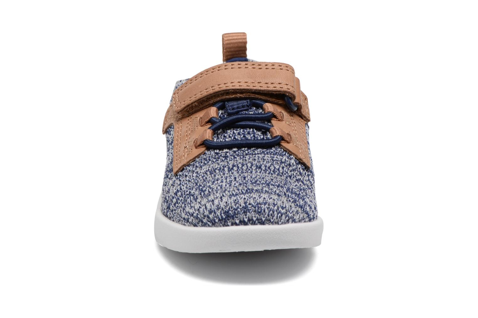 Trainers Clarks Tri Move Blue model view