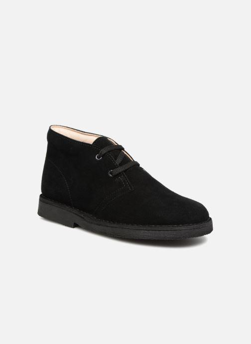 Clarks Desert Boot K (Nero) - Scarpe con lacci chez Sarenza (338806) 1dd390bea6c