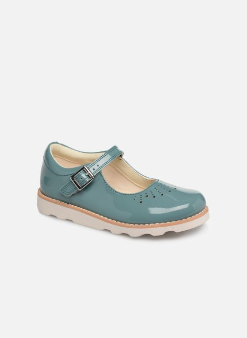 Ballet pumps Clarks Crown Jump Blue detailed view/ Pair view
